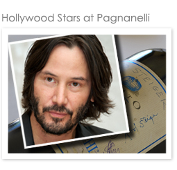 Celebrity at Pagnanelli